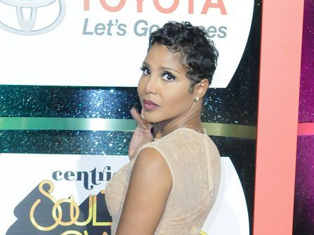 23 best toni braxton cut images on Pinterest | Toni braxton, Short ...