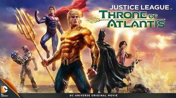 Freemoviesub | Tv-series movie, Korean Drama [English subtitle]: Justice League Throne of Atlantis