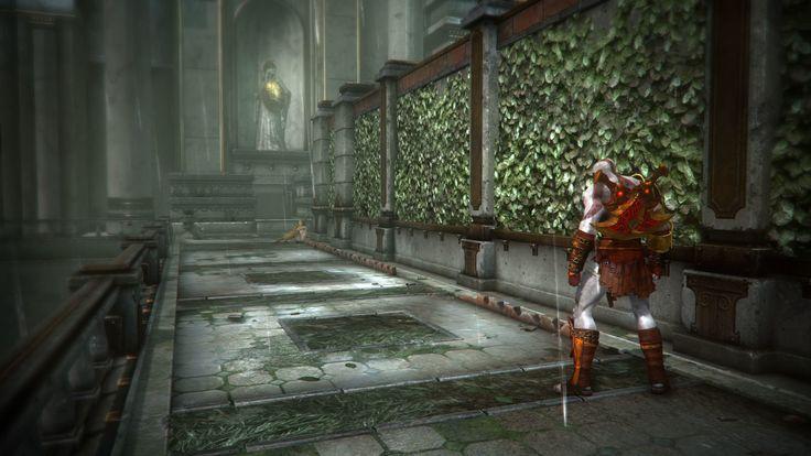 God of War 3 - Environment Art, Nate Stephens on ArtStation at https://www.artstation.com/artwork/Ovemb