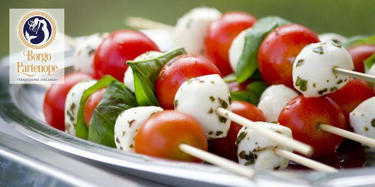 Per il tuo #club proponi un #aperitivo fresco e di qualità con i prodotti #Borgo #Partenope
