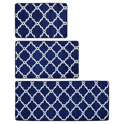 Bath Rug Navy (Blue), Bath Rug