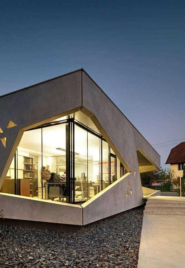 Офис строительной компании Bau Sallinger