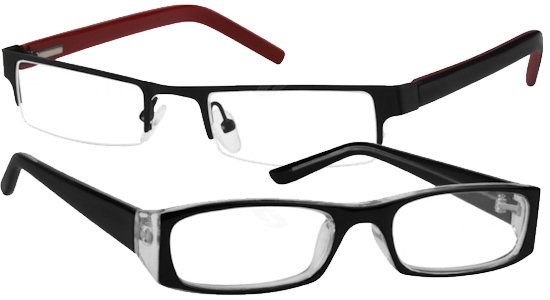 Rimless Glasses Are Ugly : Women with thick lenses! Look no further, I am focusing on ...