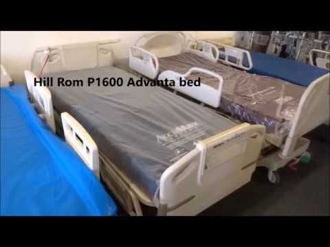 Hill Rom P3200 Versacare P1900 TotalCare P1600 Advanta And Advance Bed M..