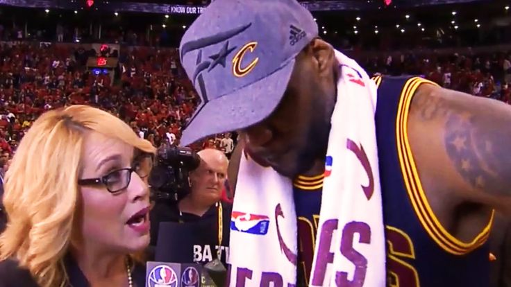 LeBron Gets Emotional with 6th Consecutive Trip to the Finals