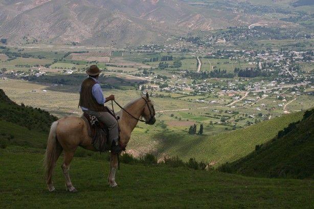Cabalgata - Tafí del Valle - Ente Tucumán Turismo