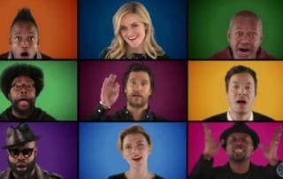 Αuto  Planet Stars: Ένα βίντεο γεμάτο τραγούδι και αστέρες του Χόλιγου...
