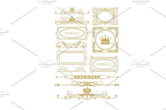 Gold element  https://creativemarket.com/kio https://ru.fotolia.com/p/201081749 http://ru.depositphotos.com/portfolio-1265408.html