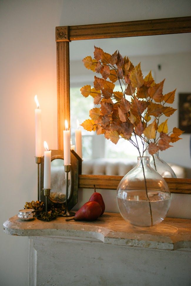 Best 25 Natural Fall Decor Ideas On Pinterest Student