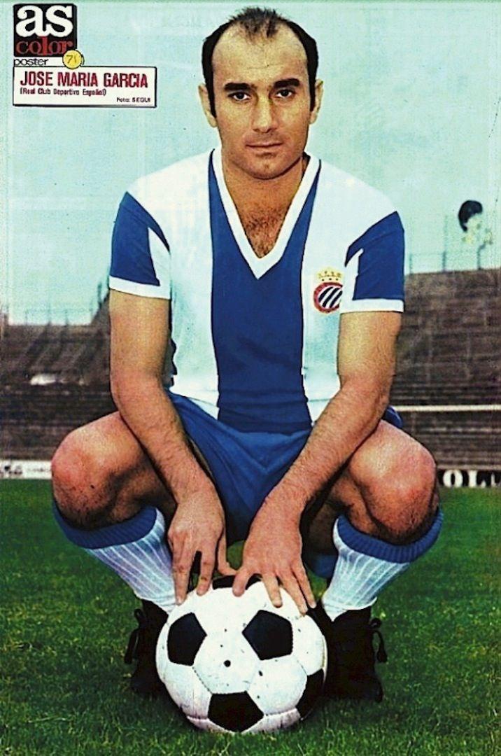 71 - José María (Real Club Deportivo Español).