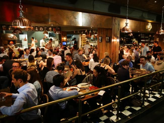 Sydney's hottest restaurants: 2015's best eateries and who to watch out for in 2016 #dineout #dining #foodporn