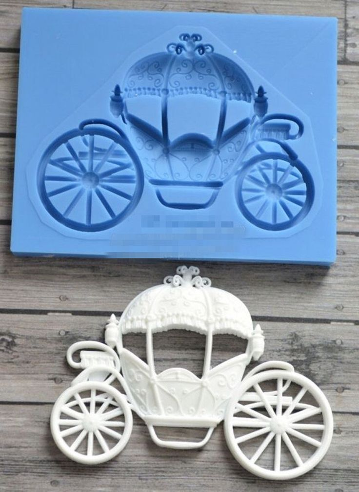 Carriage Cinderella silicone molds fondant cake mold food grade silicone molds by JcBaking on Etsy https://www.etsy.com/listing/480390812/carriage-cinderella-silicone-molds