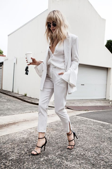 spring pant suit