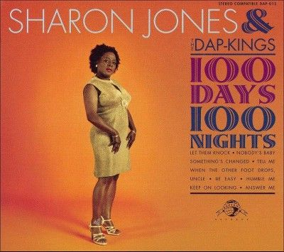Sharon Jones & the Dap-Kings - 100 Days, 100 Nights (CD)
