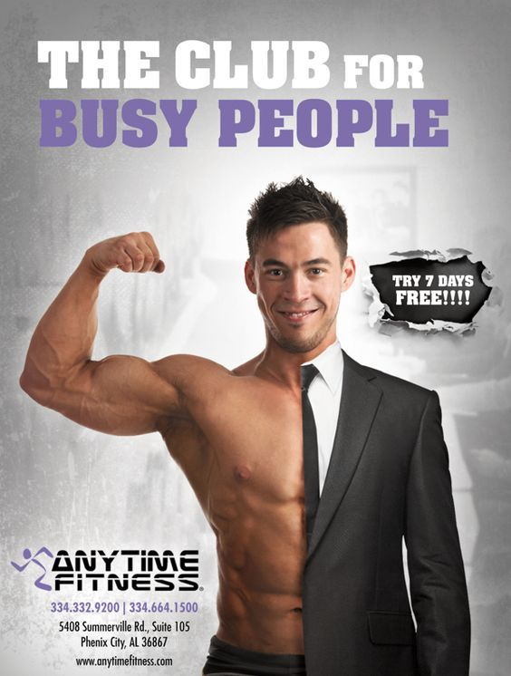 Gym Advertisement Design Tips [With Illustrated Layout