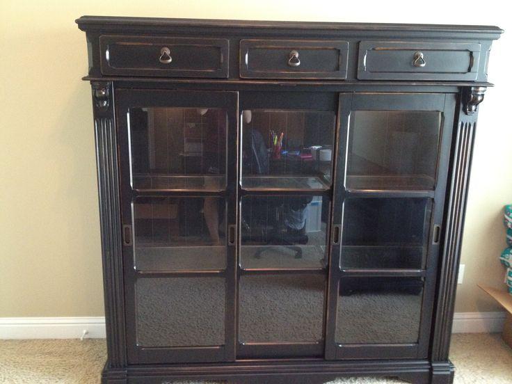 Ashley Bookshelf Curio Cabinet For Sale 500 Obo