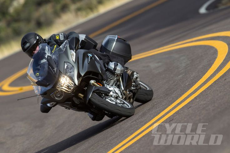 BEST SPORT-TOURING BIKE: BMW R1200RT