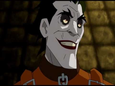 Ladies and Gentlemen, I bring you... John DiMaggio as THE JOKER! <3 Probably shouldn't watch if you don't know Jason Todd's backstory. You should though! ;)