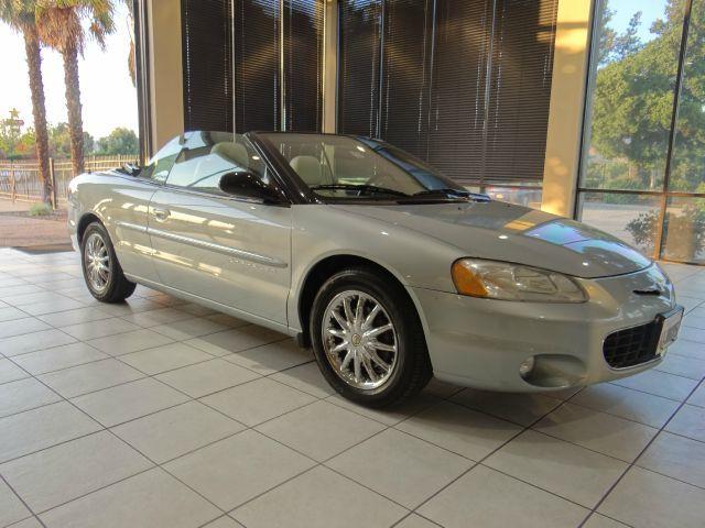 2001 #Chrysler #Sebring #Limited #2dr #Convertible #ForSale GetMoreInfo - http://goo.gl/KMe385