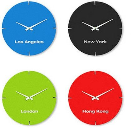 Bolla International Clock Kit