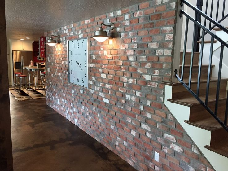 42 best images about brick on pinterest virginia brick for Utah basement