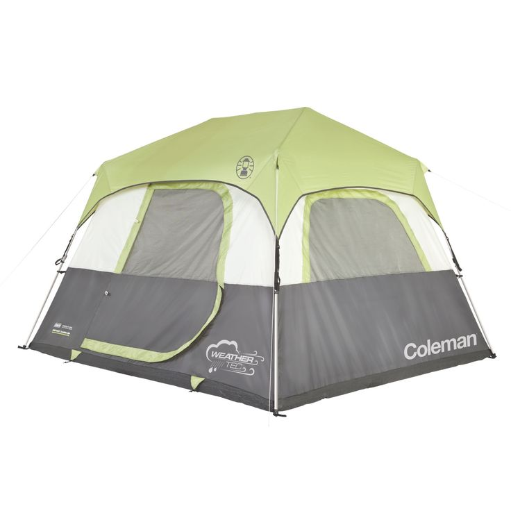 When looking for a Coleman tent, try our Coleman instant tent selection for the greatest ease of assembly.