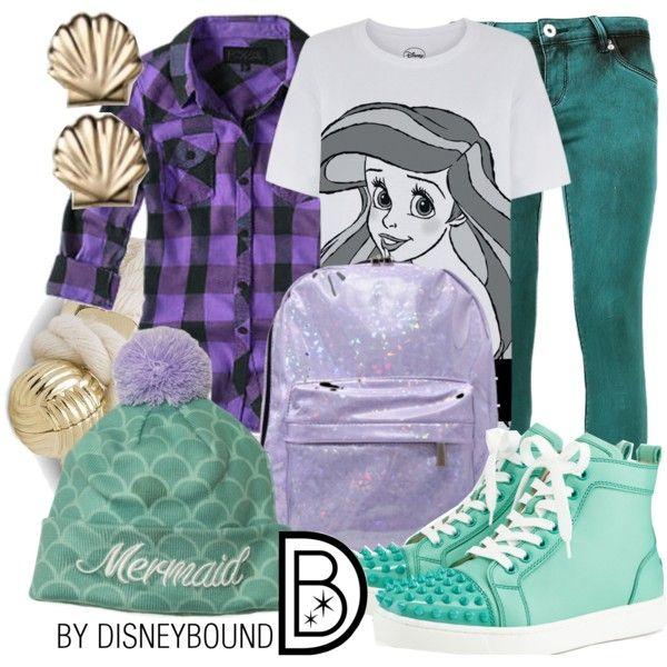 """CW x DB Mermaid Beanie"" by leslieakay on Polyvore"