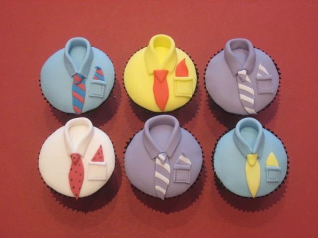 """Personaliza tus #cupcakes para el día del Padre con esta #receta de """"El gran chef"""". #DiadelPadre"""