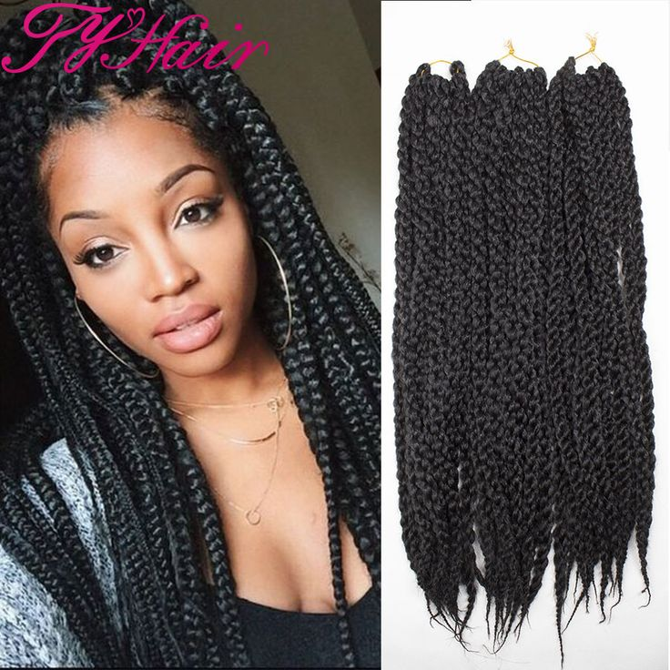"3D Cubic Twist Hair ali tdy hair store  22"" with 12 roots  whatsapp :+86 18539968123 email:tdyhair@hotmail.com"