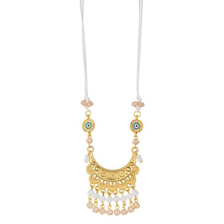 Achilleas Accessories - Products : Collection   SS 2016 / Bijoux / Necklaces