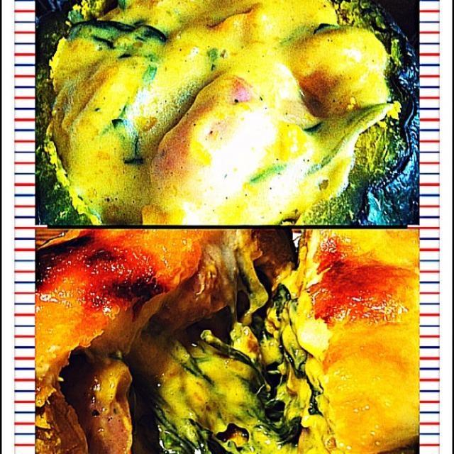 母から貰った 野菜シリーズ 坊ちゃんカボチャ。 クリームから作ったぁ 美味しい - 35件のもぐもぐ - 坊ちゃんカボチャグラタン by morinnorin