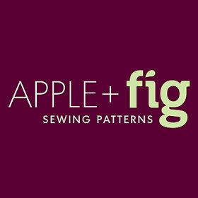 APPLE FIG PDF sewing patterns for the entire family