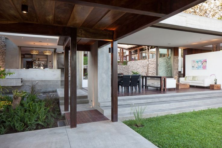 Garden House by Cincopatasalgato (2)