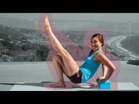 Block-Buster Pilates Workout | Pilates Bootcamp With Cassey Ho - YouTube