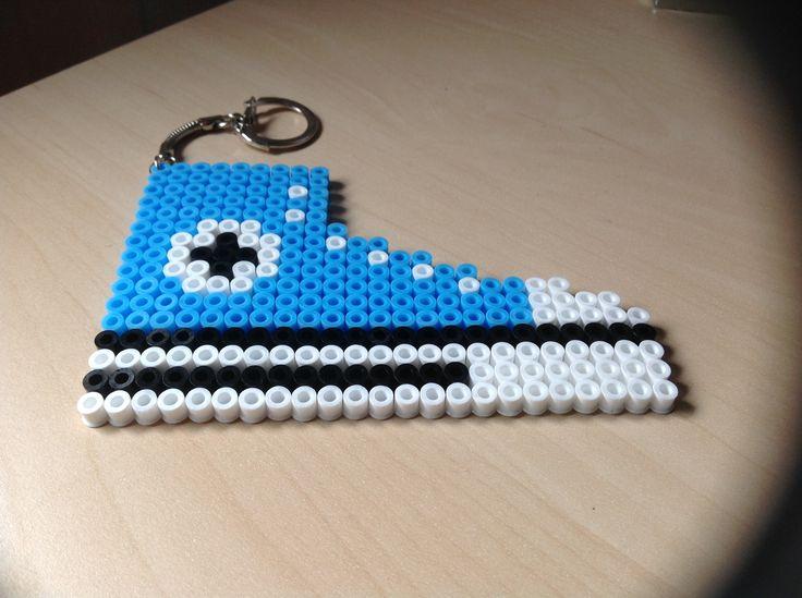 Porte-clés hama beads