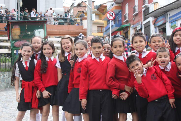 Niños de Yarumal