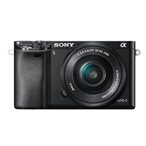 """Sale Preis: Sony Alpha 6000 Systemkamera (24 Megapixel, 7,6 cm (3"""") LCD-Display, Exmor APS-C Sensor, Full-HD, High Speed Hybrid AF) inkl. SEL-P1650 Objektiv schwarz. Gutscheine & Coole Geschenke für Frauen, Männer & Freunde. Kaufen auf http://coolegeschenkideen.de/sony-alpha-6000-systemkamera-24-megapixel-76-cm-3-lcd-display-exmor-aps-c-sensor-full-hd-high-speed-hybrid-af-inkl-sel-p1650-objektiv-schwarz  #Geschenke #Weihnachtsgeschenke #Geschenkideen #Geburtstagsgeschenk #A"""