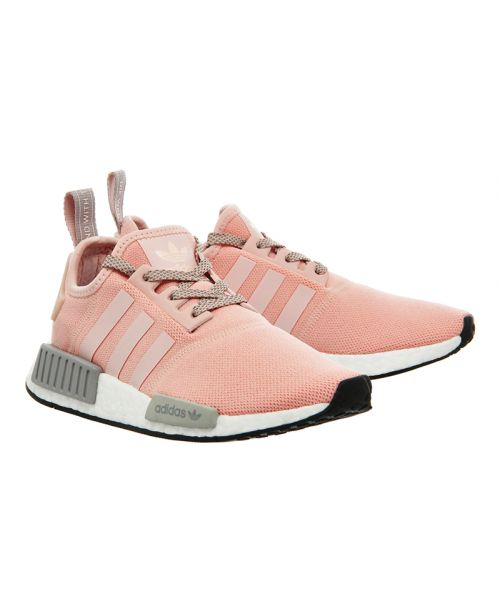 adidas NMD R1 Pink Grey Women Shoe Online Shop �56.19