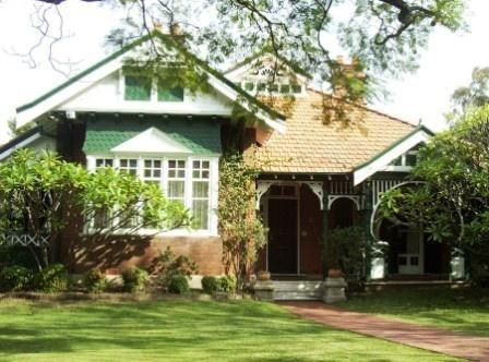 Federation home, Sydney Australia (Strathfield)  circa 1900 #housing #architecture #houses #australia