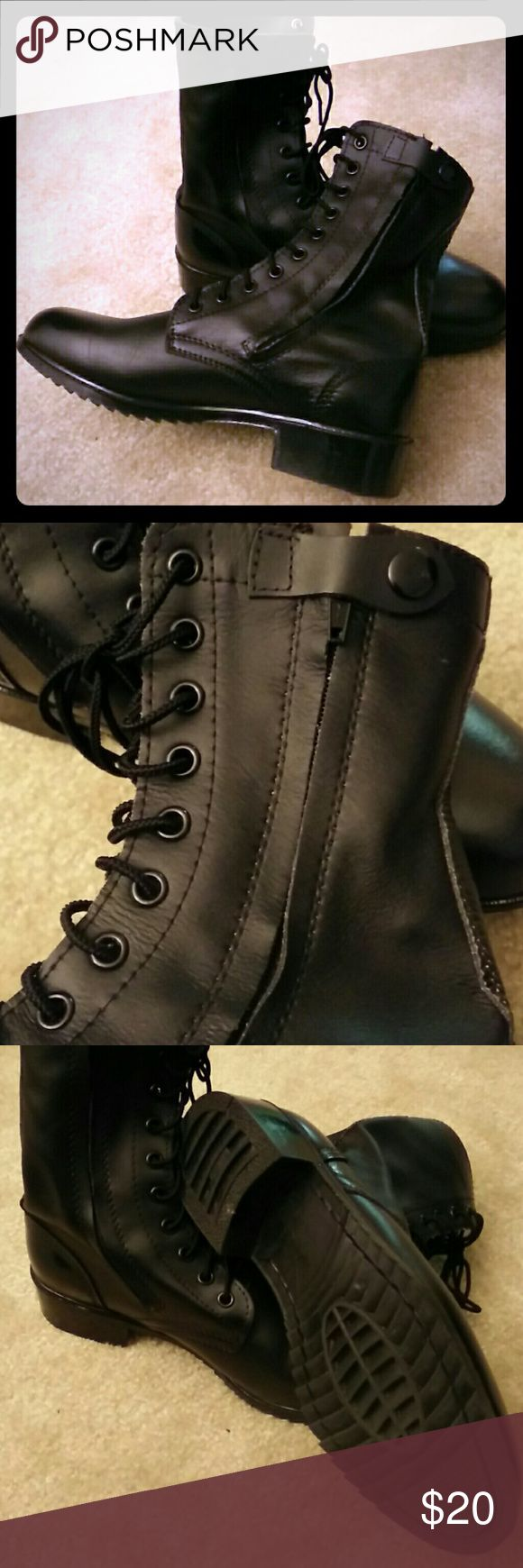 Combat boots for men Brand new combat boots for men. Shoes Boots