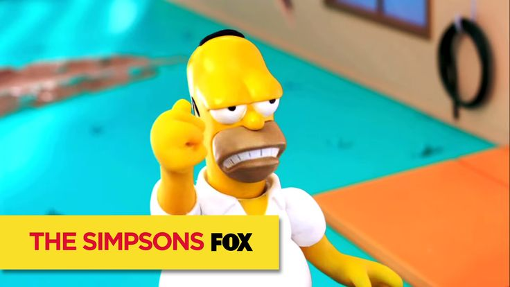 THE SIMPSONS | Robot Chicken Couch Gag | ANIMATION on FOX