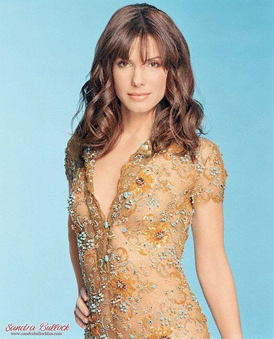 Sandra Bullock Beautiful People Pinterest