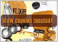 A Year of Slow Cooking: CrockPot Garlic Baked Potatoes