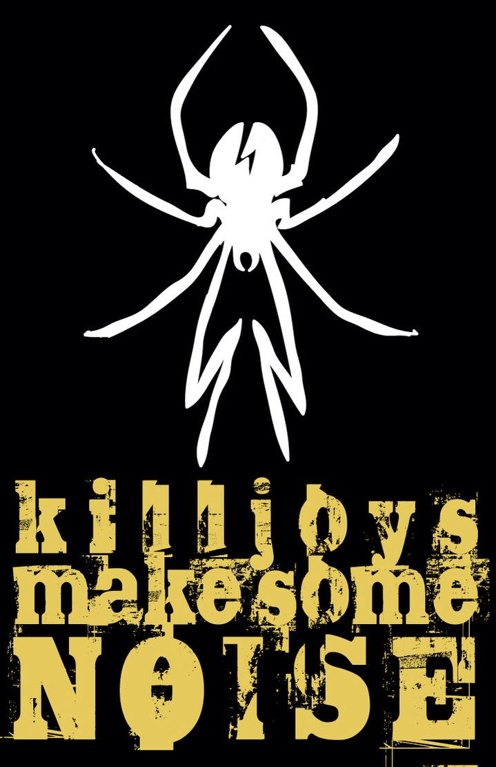 Killjoys Make Some Noise My Chemical Romance Wallpaper Lockscreen