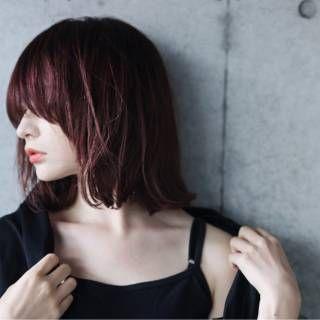 NOBU 伊藤修久 【VILLA】 - HAIR