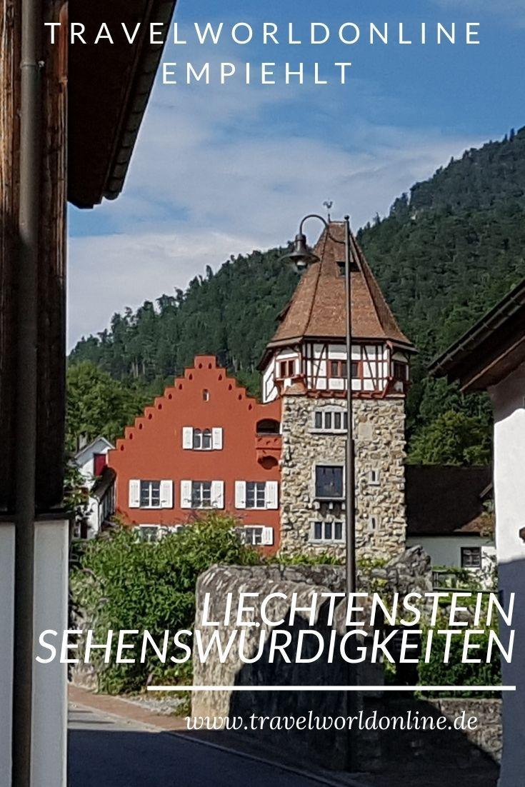 In Vaduz Liechtenstein Kultur Und Geschichte Entdecken In 2020 Europa Reiseziele Europa Reisen Reisen