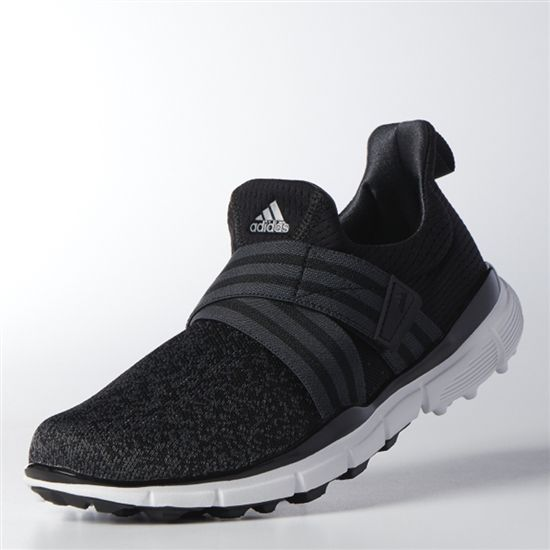 shop adidas ladies golf shoes including the Adidas Women's Climacool Knit Golf Shoe in Core Black and Dark Grey