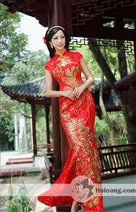 traditional ceremonial wedding dresses
