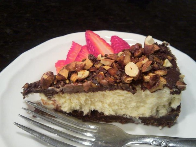 Philadelphia, Real women and Chocolate cheesecake on Pinterest