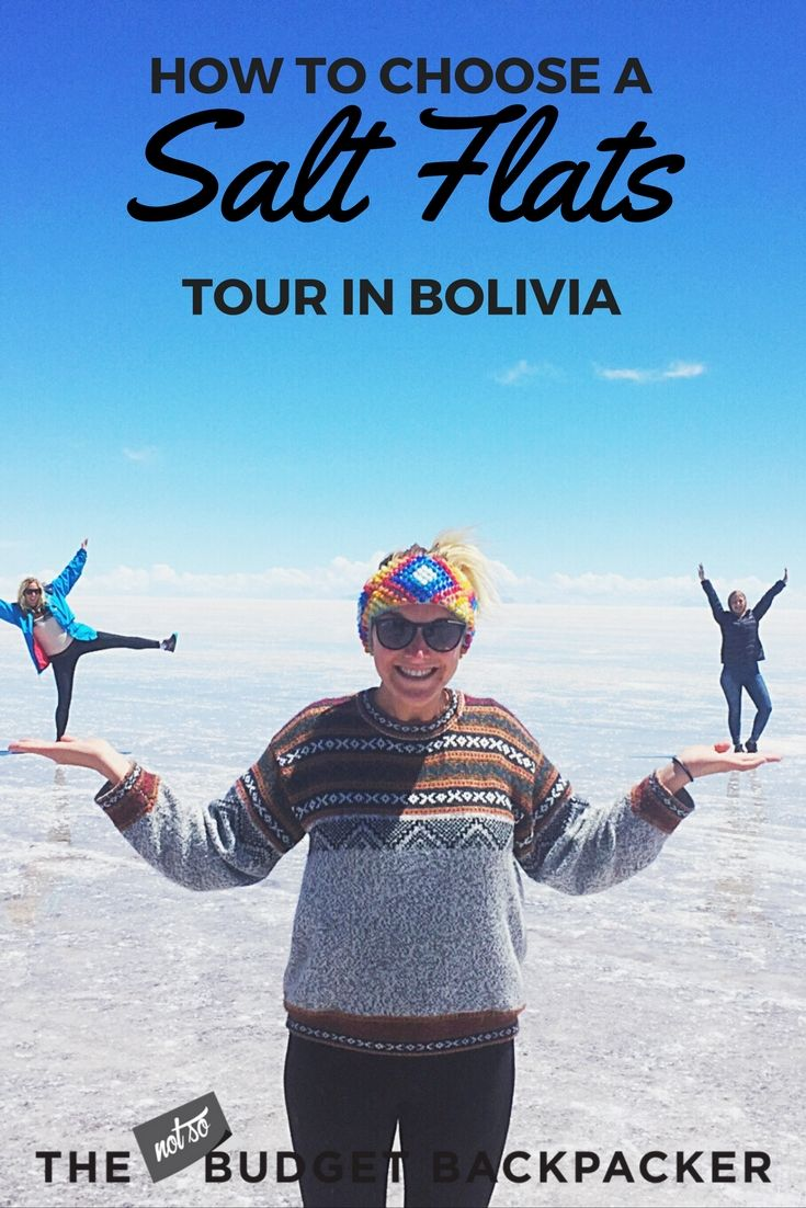 Booking the Bolivia salt flats tour once you've arrived in San Pedro de Atacama can be overwhelming. These are the 6 questions you should be asking when choosing between Uyuni Salt Flats tour companies // Bolivia salt flats tour / salt flats tour Bolivia / uyuni salt flats tour / Bolivian salt flats tour / Salar de Uyuni tour / salt flats bolivia / Bolivia salt flats solar de uyuni / uyuni salt flats bolivia /